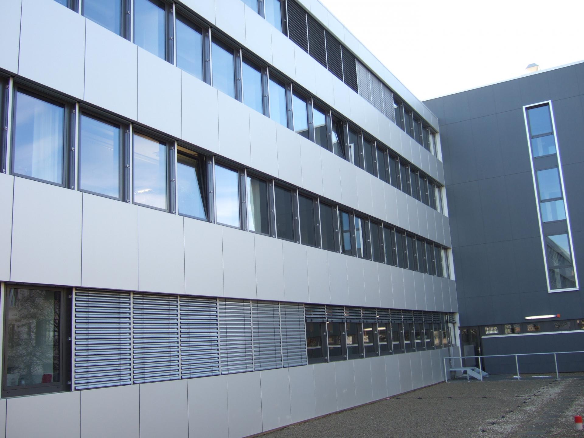 Breitenrain bern h r architekten ag for Architekten schweiz